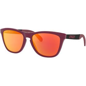 Oakley Frogskins Mix - Gafas ciclismo Mujer - violeta/negro